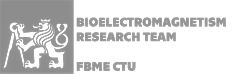 The Bioelectromagnetism research team FBME CTU